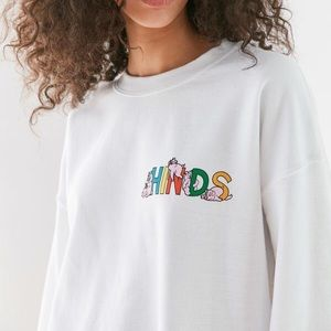 Hinds Pigs Crewneck Sweatshirt